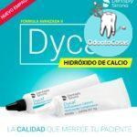 Hidroxido de calcio Dycal Denstply
